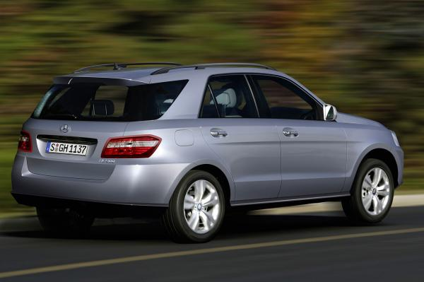 Mercedes ML 2011 002 th 2 2011 Mercedes M Class Grand Edition   Photos, Specifications, Reviews, Price