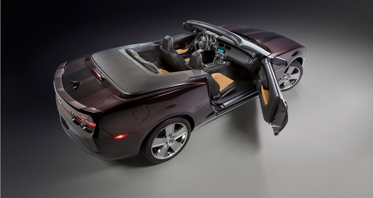 New Folder 2011 Neiman Marcus Edition Chevrolet Camaro   Photos, Price, Specifications, Reviews