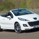 Peugeot 207 CC Black and White 1 150x150 2011 Peugeot 207 CC   Photos, Price, Reviews, Specifications