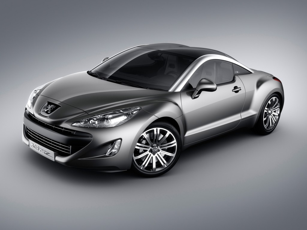 Peugeot RCZ Offers 2010 Peugeot RCZ Asphalt Edition   Photos, Price, Specifications, Reviews