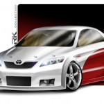 RK Camry 150x150 Toyota Camry Coupe V8 NASCAR Edition   Photos, Specifications, Reviews