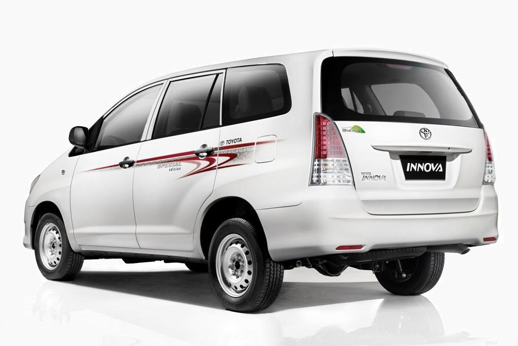 2011 Toyota Innova - Photos, Price, Specifications, Reviews | machinespider.com