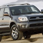 Toyota 4Runner Limited, 2006
