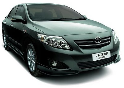 2011 Toyota Corolla Altis – Photos, Price, Specifications, Reviews
