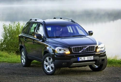 Volvo XC90 Full front exterior cars 2012 Volvo XC90   Photos, Specifications, Reviews