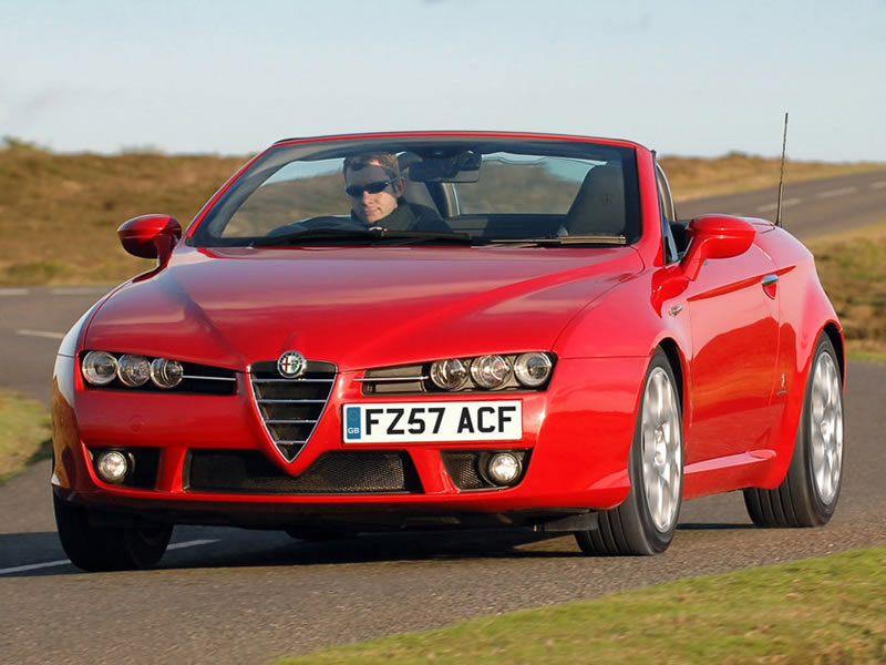 alfa romeo spider 3 2011 Alfa Romeo Spider   Price, Photos, Specifications, Reviews