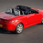 alfa romeo spider 4 150x150 2011 Alfa Romeo Spider   Price, Photos, Specifications, Reviews