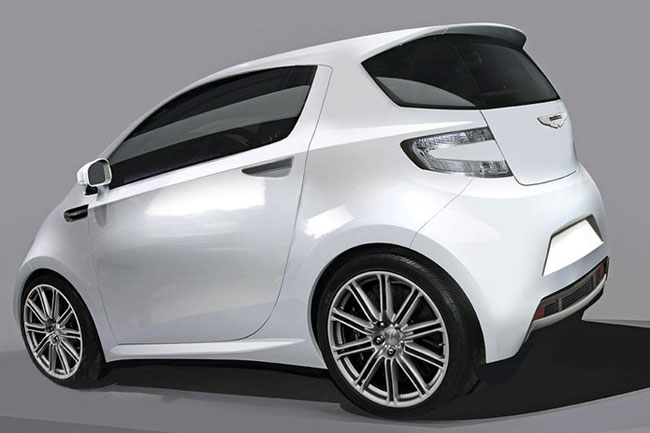 Nice 2011 Aston Martin Cygnet Car Wallpapers And Preview