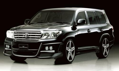 2011 Toyota Land Cruiser Prado – Photos, Price, Specifications,Reviews