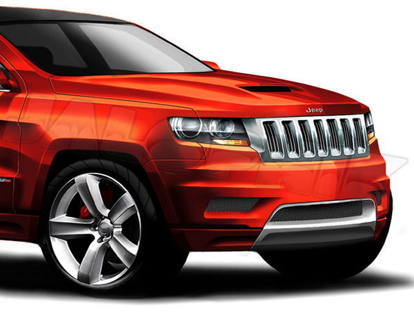 2012 Jeep Grand Cherokee SRT8 - Price, Photos ...