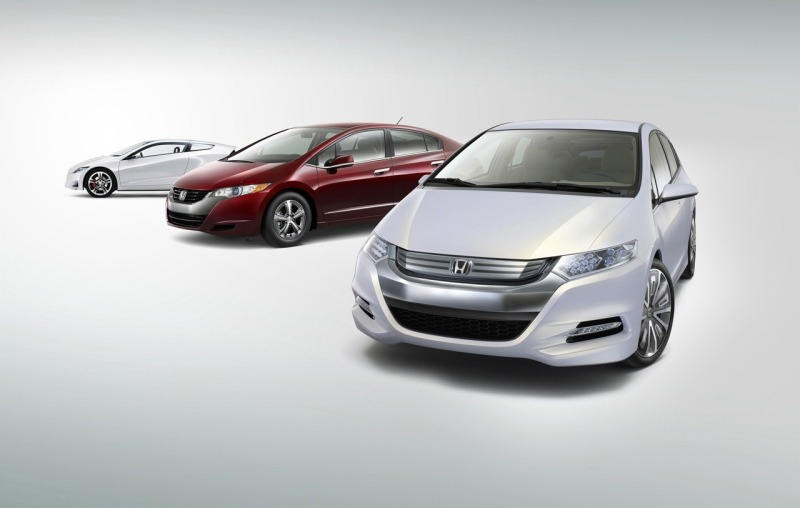 The 2011 Honda Insight