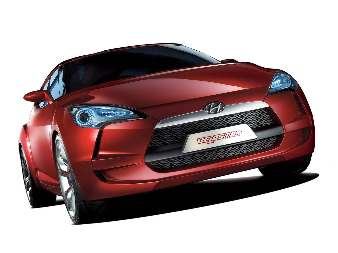 hyundai veloster concept 2011 Hyundai Veloster Concept   Photos, Specifications, Price, Reviews