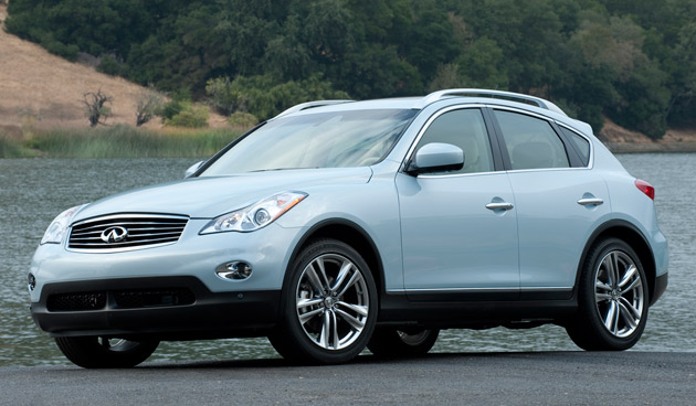 infinitiex630opt 2011 Infiniti EX   Photos, reviews, Specifications, Price