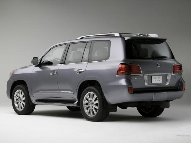 lexus lx 570 005 2011 Lexus LX 570   Photos, Price, Specifications, Reviews