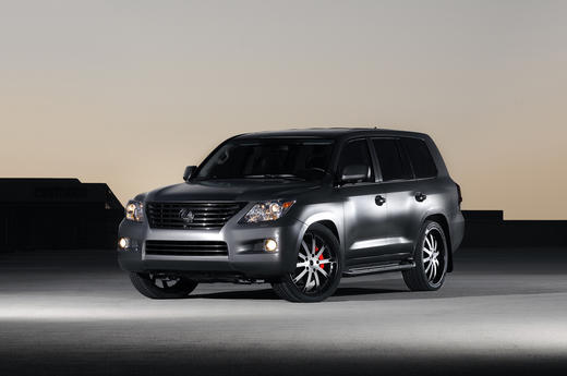 2011 Lexus LX 570   Photos, Price, Specifications, Reviews