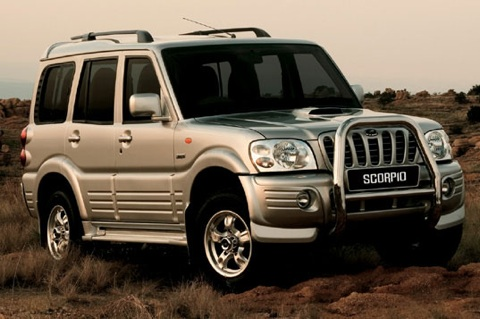 mahindra scorpio suv wide main 2011 Mahindra Scorpio   Photos, Specifications, Reviews, Price