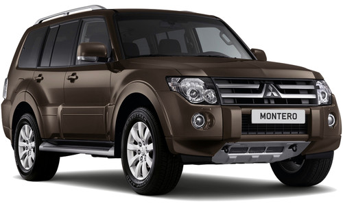 montero 2012 Mitsubishi Montero Photos, Specifications, Reviews, Price