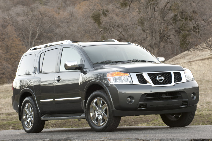 nissan armada 2011 2011 Nissan Armanda   Photos, Price, Specifications, Reviews