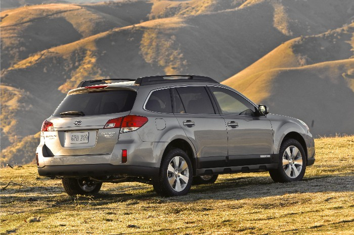 outbackrear 2011 Subaru Outback – Photos, Specifications, Price, Reviews