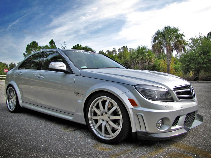 renntechc74konz08 Renntech Mercedes Benz C63 AMG based C74 Konzept   Photos, Specifications, Reviews, Price