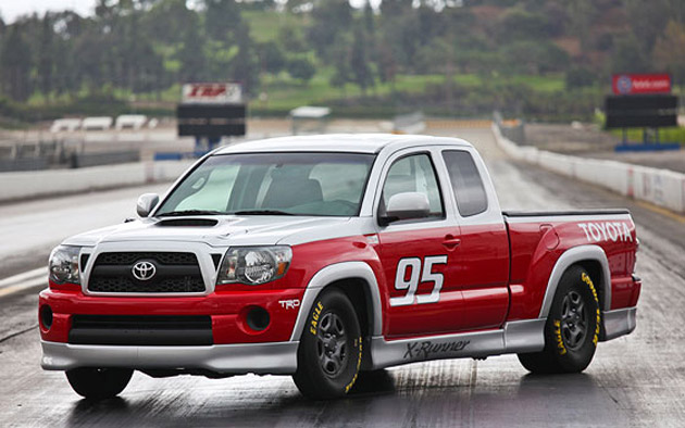 rtr 630 2011 Toyota Tacoma X Runner RTR   Price, Photos, Specifications, Reviews