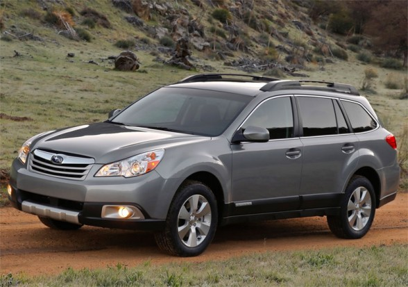 subaru outback front image 2011 Subaru Outback – Photos, Specifications, Price, Reviews
