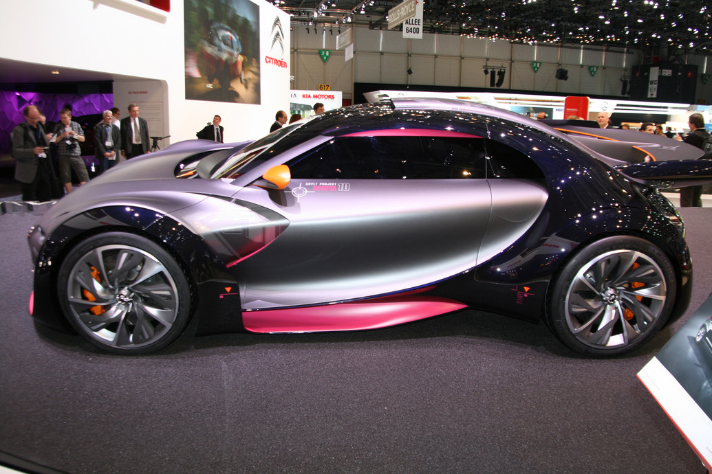 2011 citroen survolt concept photos reviews specifications. Black Bedroom Furniture Sets. Home Design Ideas