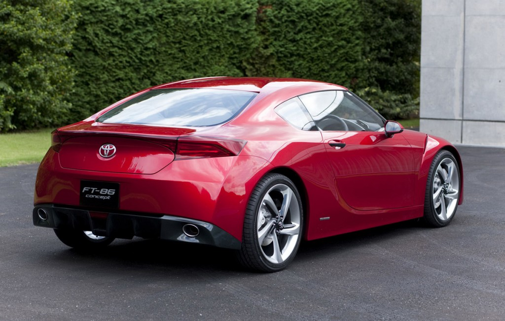 toyota ft 86 3 1024x652 2011 Toyota FT 86   Specifications, Photos, Price, Reviews
