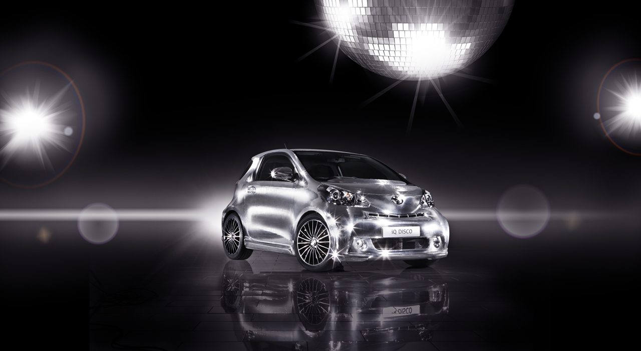 toyota iq disco concept 14 2011 Toyota iQ Disco   Photos, Price, Specifications, Reviews