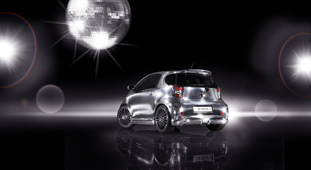 toyota iq disco concept 16 2011 Toyota iQ Disco   Photos, Price, Specifications, Reviews