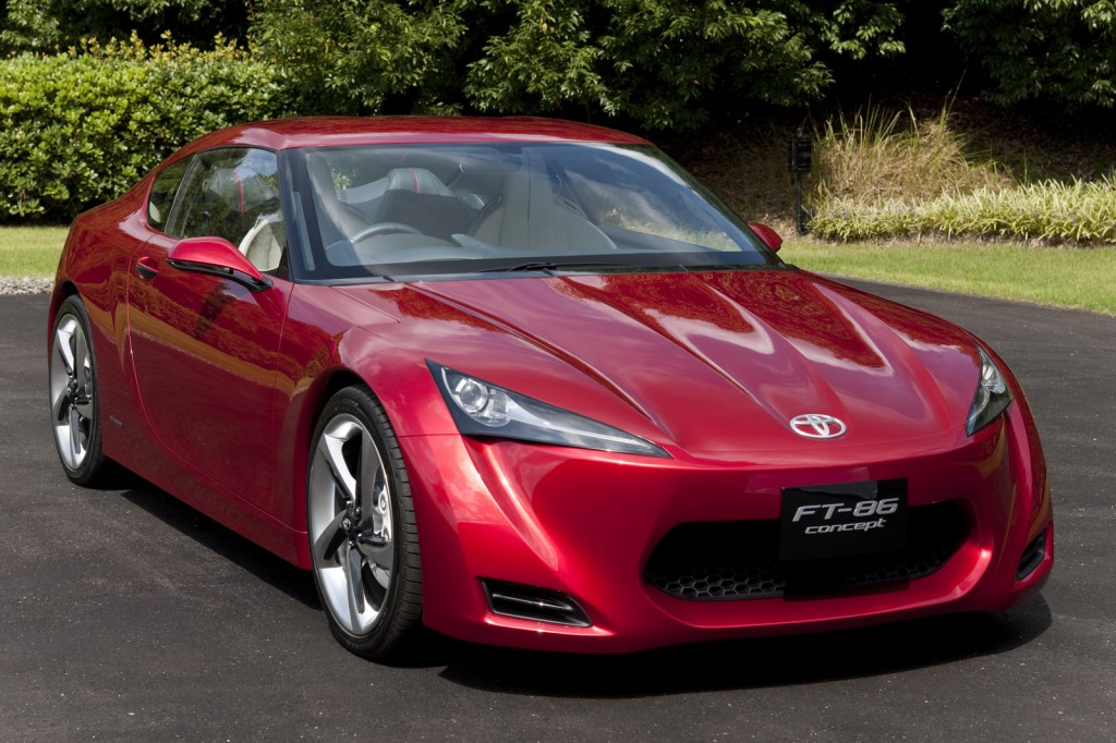 toyota ft 86 concept nov 1024x682 2011 Toyota FT 86   Specifications, Photos, Price, Reviews