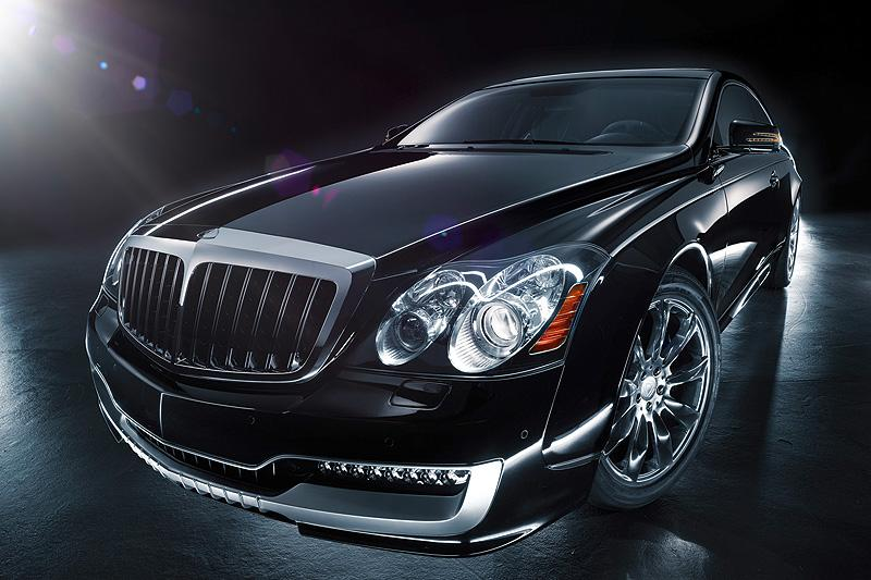 xenatec maybach 57s images 002 2011 Maybach 57 S Coupe  Photos, Price, Reviews, Specifications