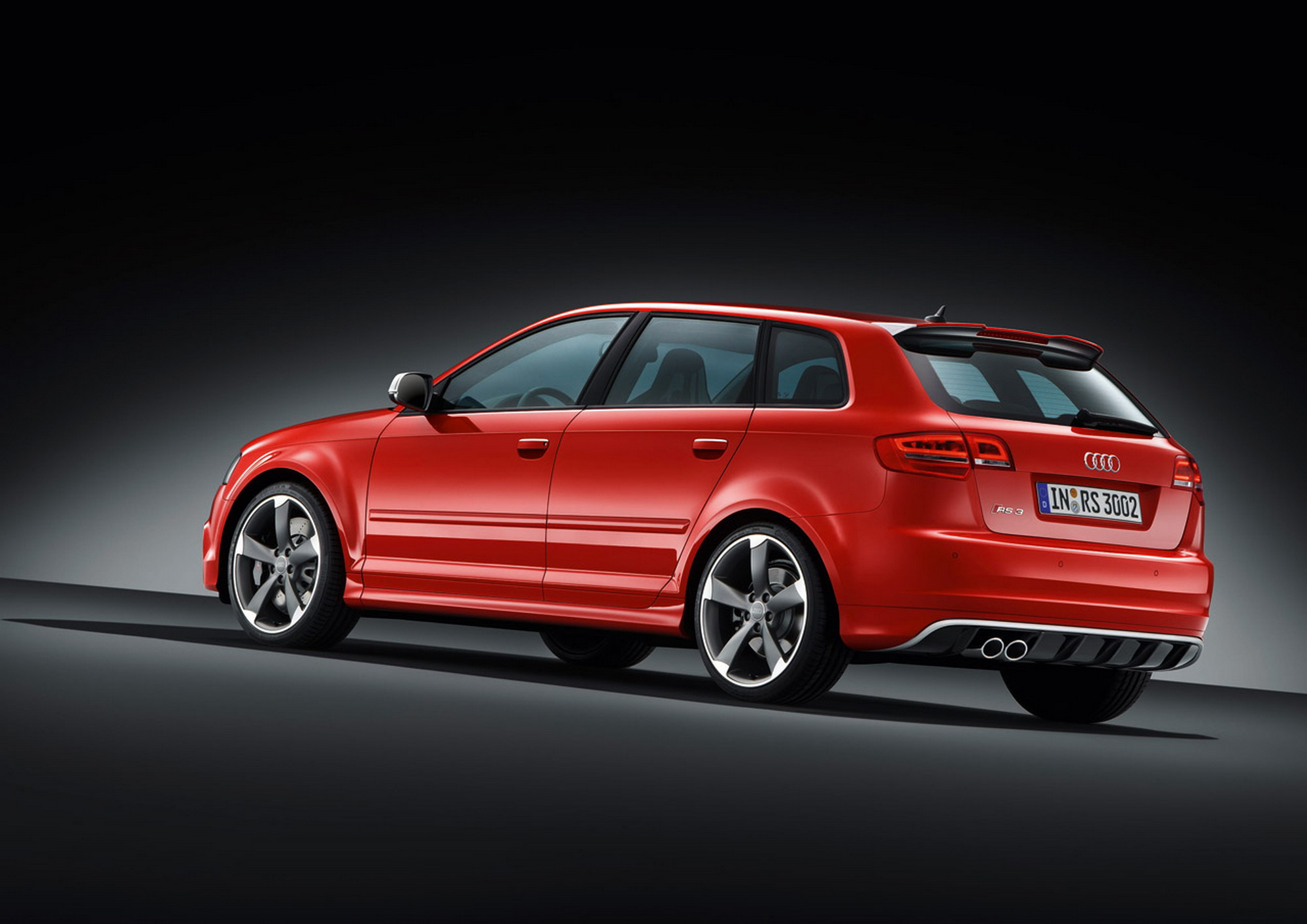 2011 Audi Rs 3 Sportback Photos Features Price