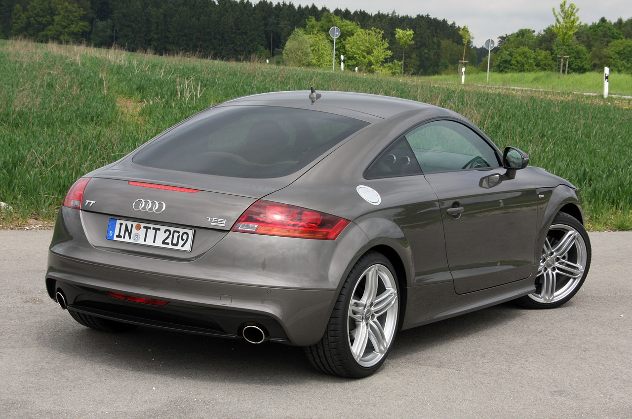 2011 Audi Tts Coupe Features Photos Price Reviews