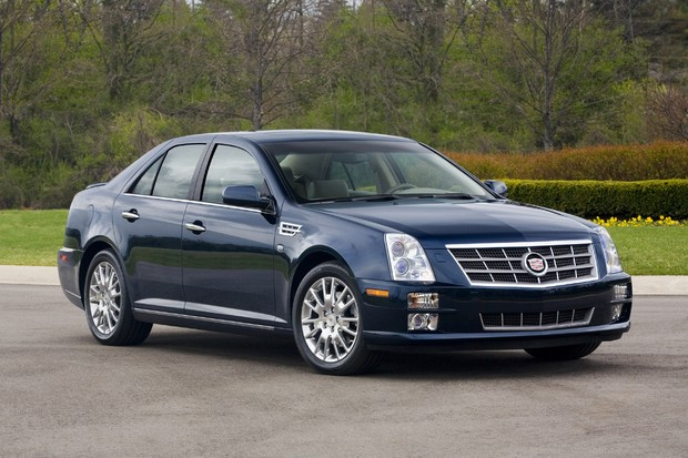 2011 Cadillac Sts Reviews Photos Features Price