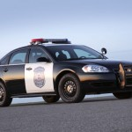 2011 Chevrolet Impala Police Vehicle