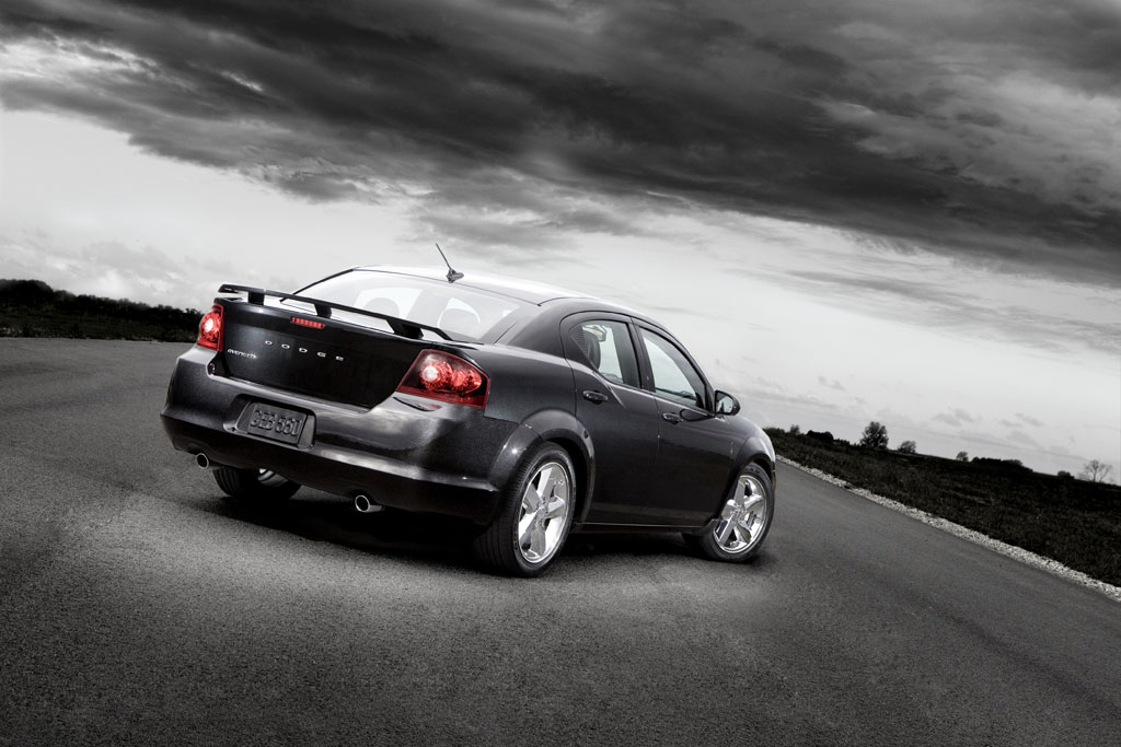 2011 Dodge Avenger Photos Reviews Specifications