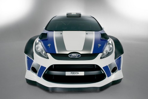 2011 Ford Fiesta RS WRC 4 2011 Ford Fiesta RS WRC   Features, Photos
