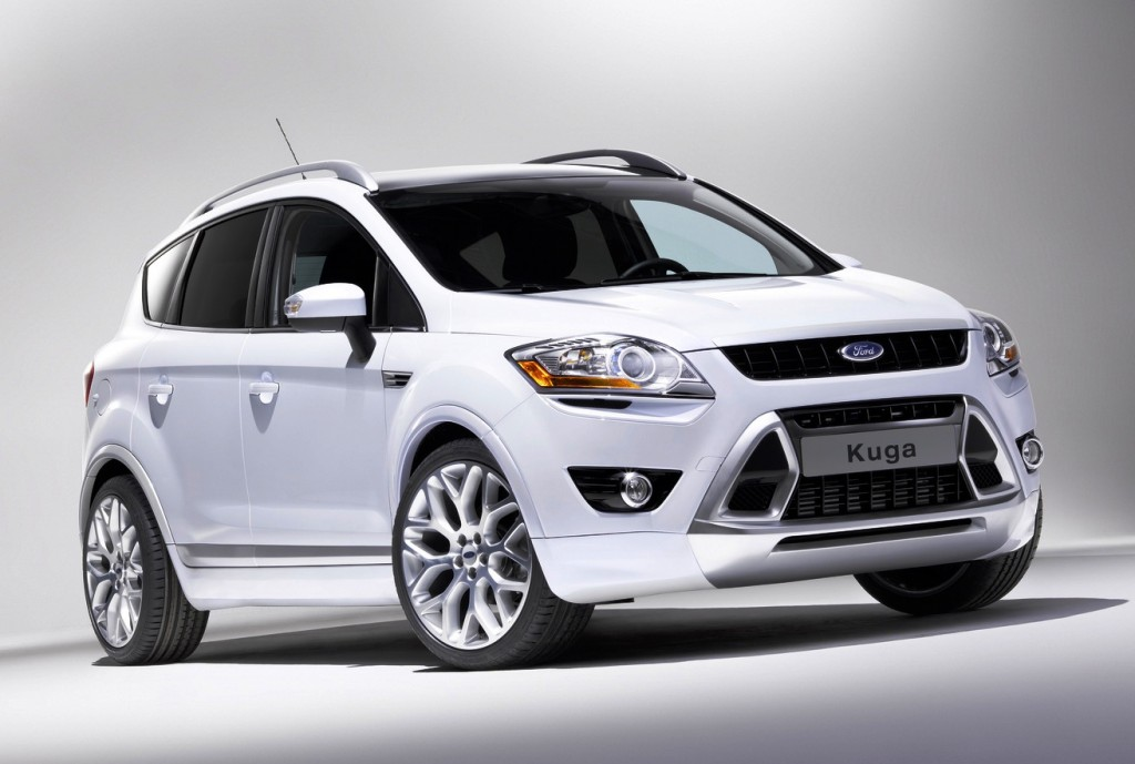 2011 Ford Kuga 1024x689 2011 Ford Kuga Coupe   Photos, Price, Features