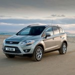 2011 Ford Kuga Coupe
