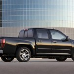 2011 GMC Canyon Rear 580x386 150x150 2011 GMC Canyon   Features, Photos, Price, Reviews