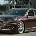 2011 Hyundai Equus 450HP Turbo V8