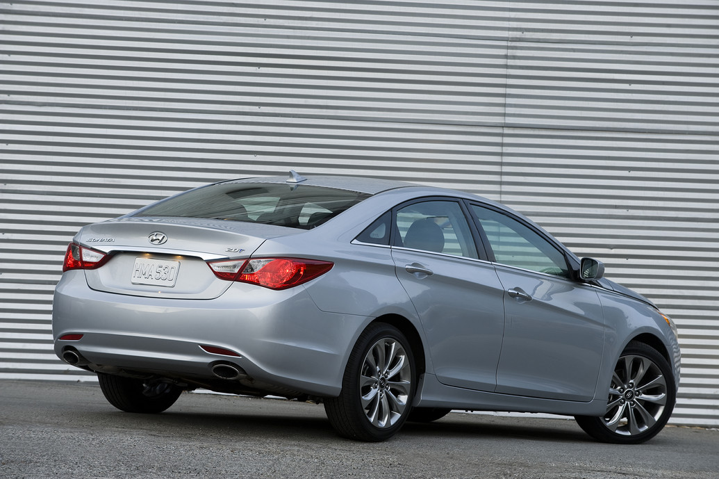 2011 Hyundai Sonata 2 0t Reviews Specifications Photos
