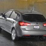 2011 Kia Forte Five Door Rear Side 150x150 2011 Kia Forte   Specifications, Reviews, Price, Photos