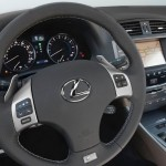 2011 Lexus IS 350 F Sport Interior
