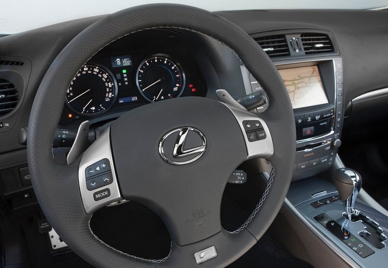 2011 Lexus IS 350 F Sport Interior 2011 Lexus IS 350 F Sport   Photos, Features, Reviews, Price