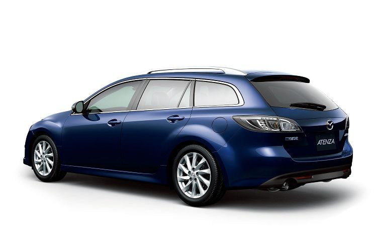 2011 mazda 6 wagon photos reviews features. Black Bedroom Furniture Sets. Home Design Ideas