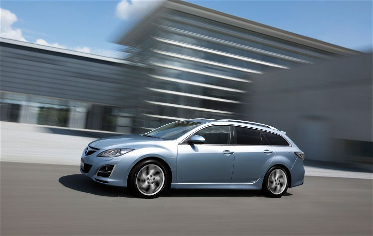 2011 Mazda 6 Wagon – Photos, Reviews, Features