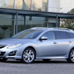 2011 Mazda 6 Wagon Front Side View 588x441 150x150 2011 Mazda 6 Wagon   Photos, Reviews, Features