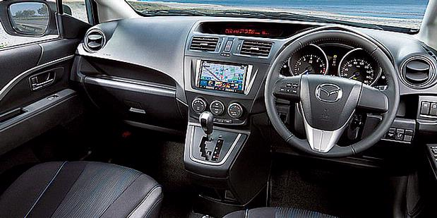 2011 mazda mpv photos features price. Black Bedroom Furniture Sets. Home Design Ideas